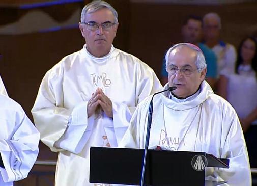 Núncio apostólico no Brasil, Dom Giovanni D´Aniello