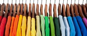 Tingimento de roupas
